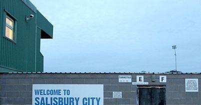 Salisbury: Signed Joyce