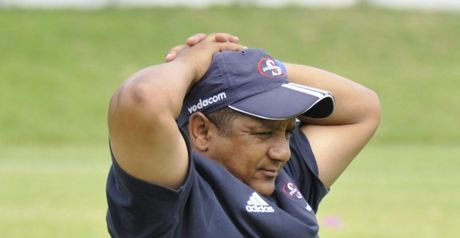 Coetzee: Forward battle