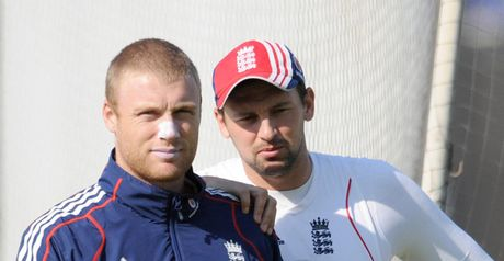 Flintoff: Backing Harmison