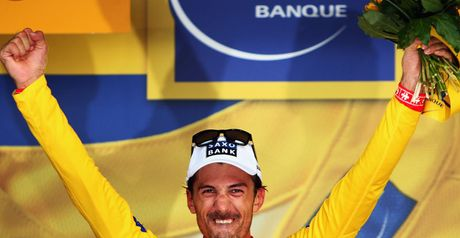 Cancellara: Still leads Tour de France