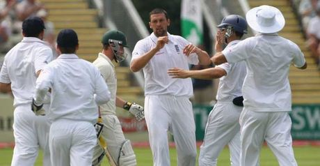 Harmison: Calls for him to play at Lord's