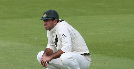 Ponting: retains 'full confidence' in his players