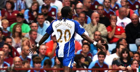 Rodallega: Stroke of genius