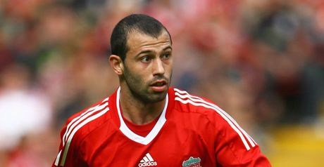 Mascherano: Benitez backing