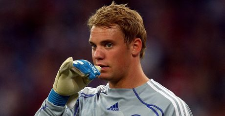 Neuer: Has a host of admirers