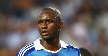 Vieira: Has World Cup ambition
