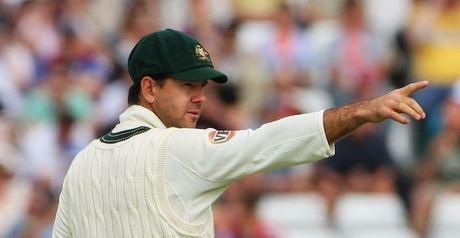 Ponting: Excited