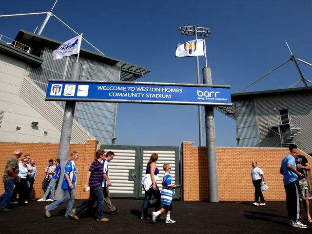 Weston Homes Community Stadium: The home of Colchester