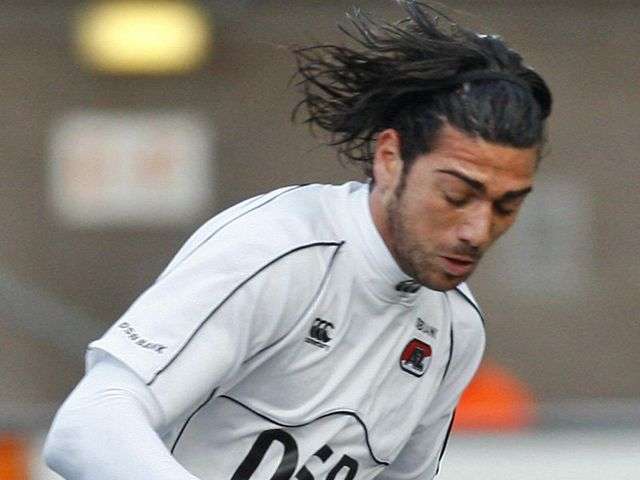 Pelle; Scored twice for Feyenoord