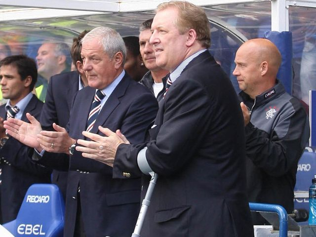 Sir David Murray: Former Rangers chairman