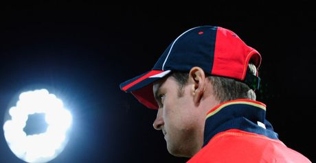 Strauss: upbeat after victory