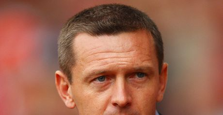 Boothroyd: Avoids cup upset