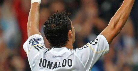 Ronaldo: Second-half brace