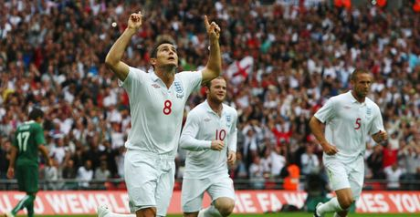 Lampard: Set England on their way