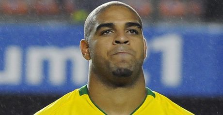 Adriano: Set to sign
