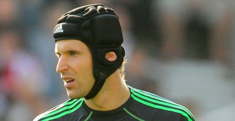 Cech: Happy with display