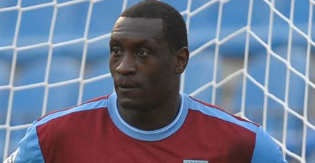 Heskey: Back problem