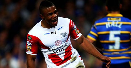 Eastmond: Will feature against Wigan