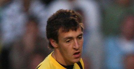 Buckley: Talented winger