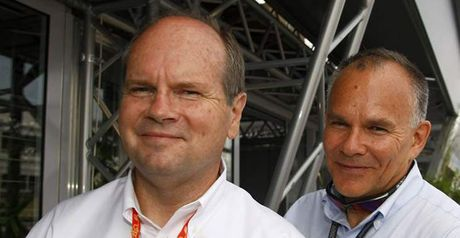 Doubts: US F1 co-founder Ken Anderson