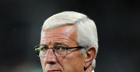 Lippi: Experimental line-up