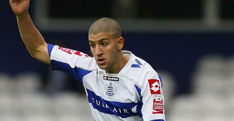 Taarabt: Happy to stay at Loftus Road