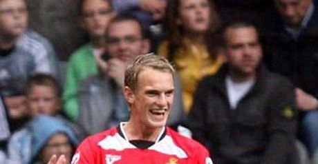 Shiels: Has linked up with his dad at Kilmarnock on loan from Doncaster until January