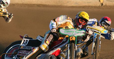 Grzegorz Zengota: Has signed for Coventry (Pic credit Fotospeedway.pl)