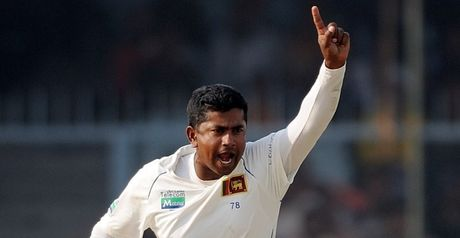 Herath: Rose Bowl stint