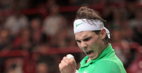 Nadal: turned around unpromising position