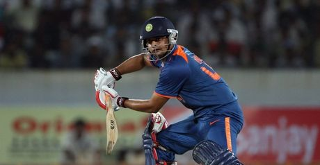Raina: Test call up