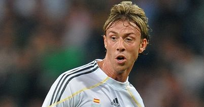 Guti: Has retired and would like to coach Real Madrid's youth team one day