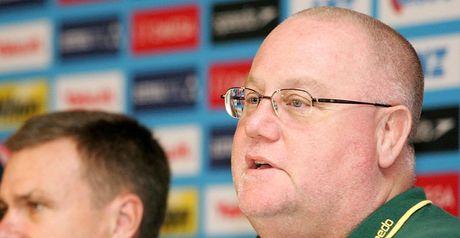 Thompson: On leave after allegation