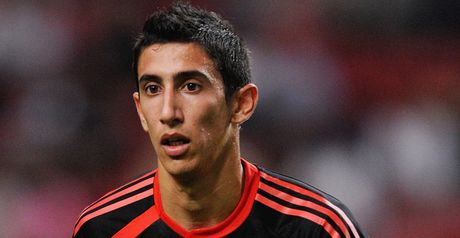 Di Maria: Wants titles