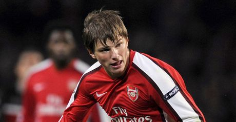 Arshavin: Unhappy with form