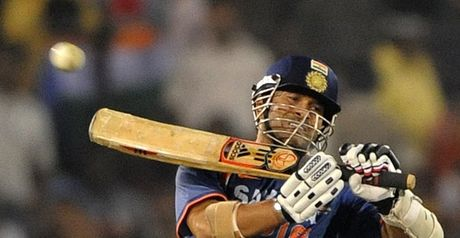 Tendulkar: thrilled home crowd