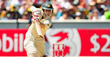 Katich: elbow problem