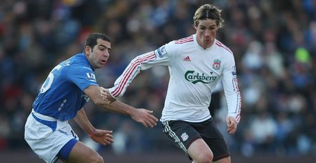 Ben Haim and Torres battle it out
