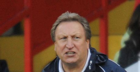 Warnock: Palace manager