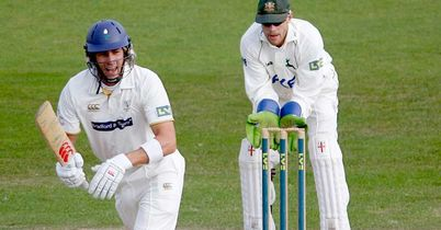 Taylor: Has left Yorkshire