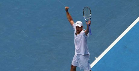Roddick: Into the fourth round