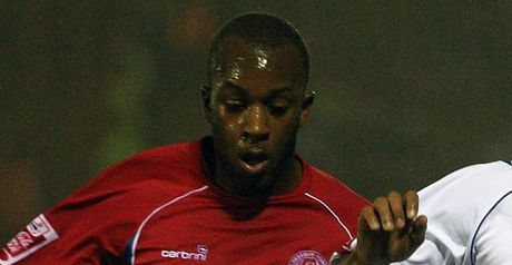 Anthony Straker: Looking forward to the Carling Cup clash with Manchester United