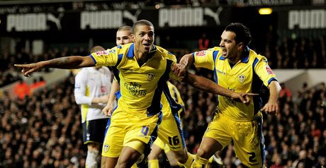Beckford: Cup hero