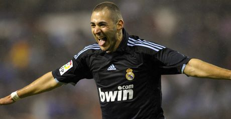 Benzema: At the double