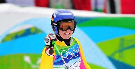 Rebensburg: Olympic gold