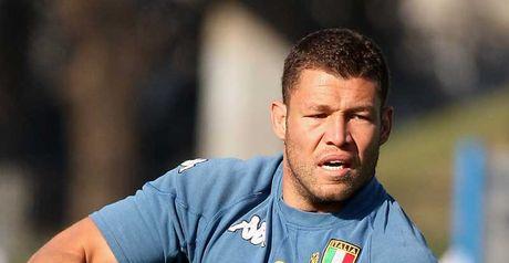 Del Fava: Italy return