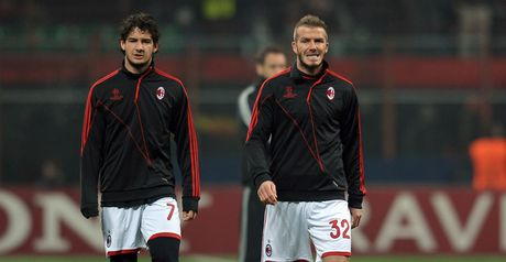 Alexandre Pato is backing former team-mate David Beckham to bring a lot to Great Britain's Olympic team