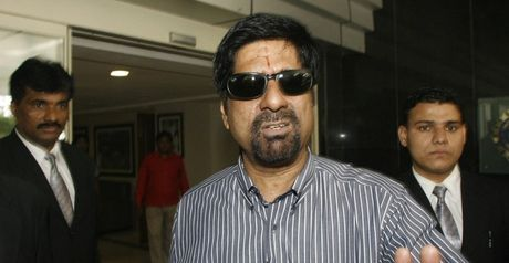 Srikkanth: Criticism of decision