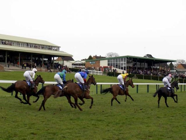 Hereford: Set to be shutdown by Arena Leisure and Northern Racing