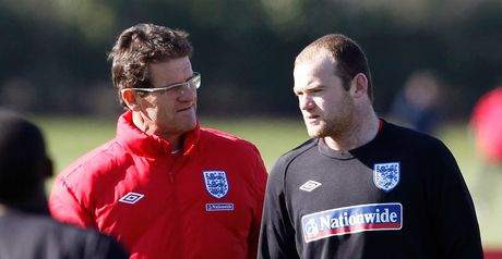 Capello backs Rooney to play